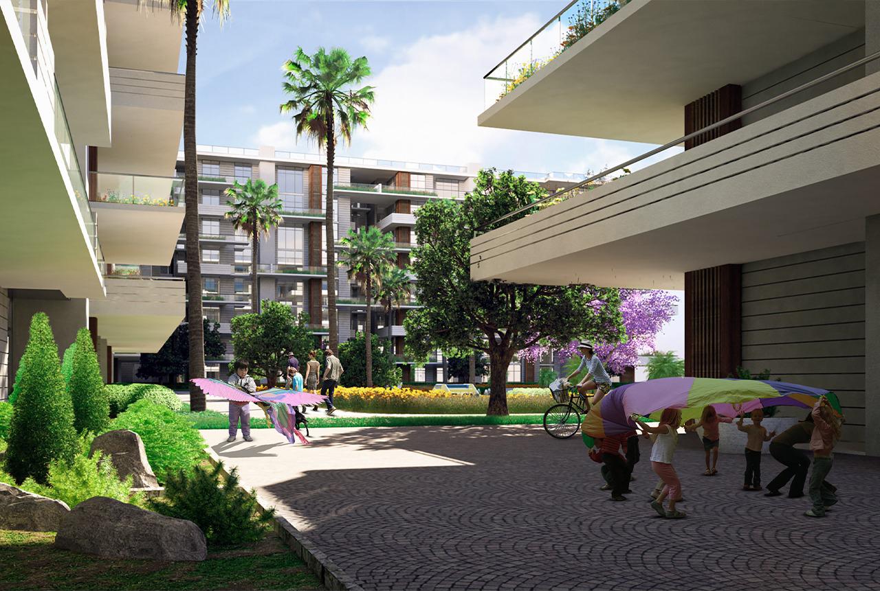 كمبوند دي جويا 2 العاصمة الإدارية الجديده