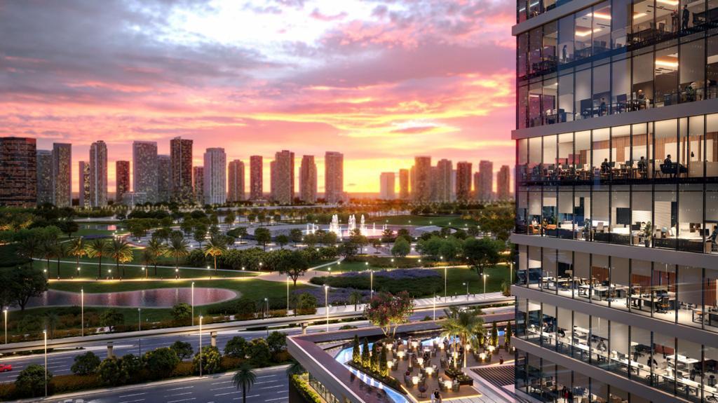 سيكستي ايكونك تاور العاصمة الإدارية الجديدة تجاري