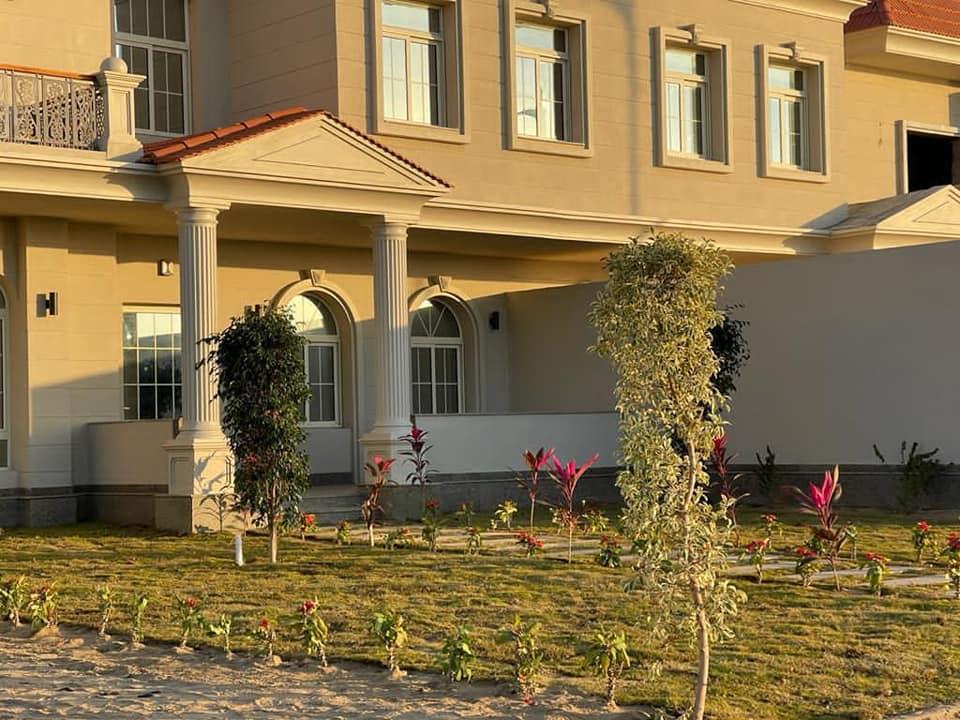 مدينة زاهية المنصورة الجديدة Zahya City New Mansoura